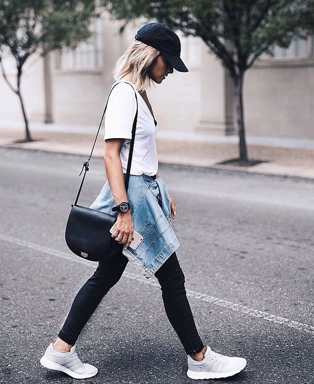 Simple casual weekend style inspiration
