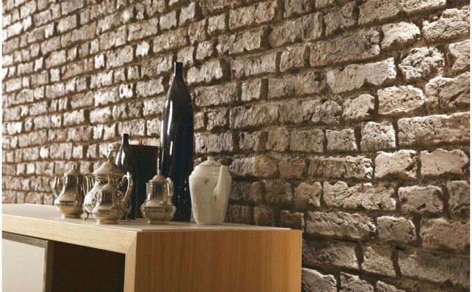 Faux Brick Wall Panels' Decorating Instruction With A Decor That Has A Lot Of Nice Table Decoration And Interesting For You