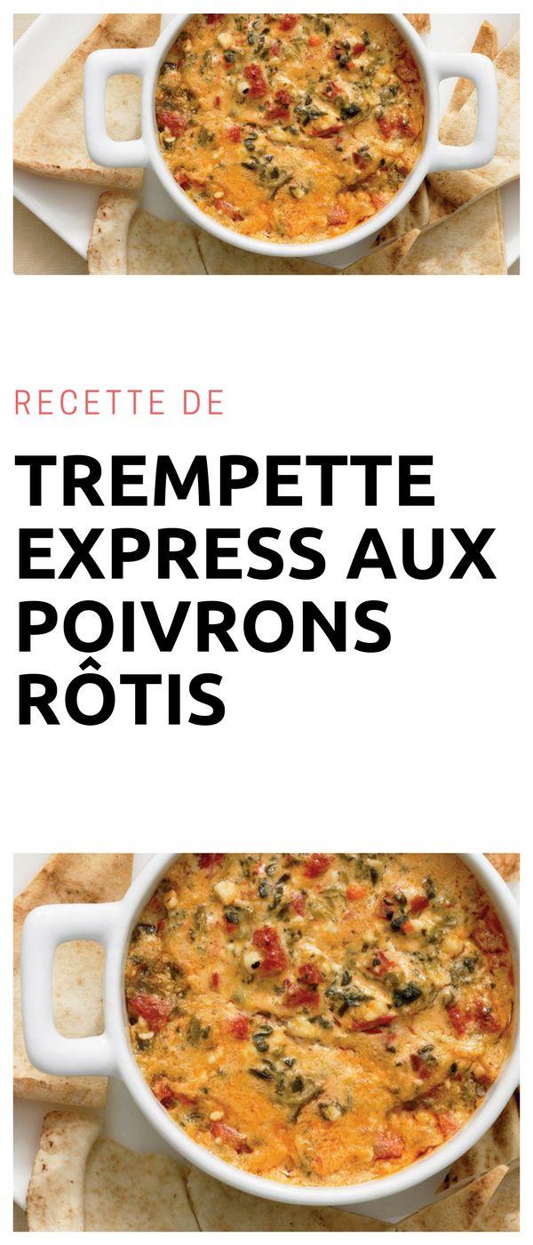 #trempette #poivron