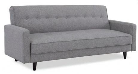 mid century modern sofa, reclines into lounger and flattens into bedGuest Room, Serta Valerie, Living Room, Serta Dreams, Sofas Beds, Studios Couch, Valerie Convertible, Convertible Sofas,  Day Beds