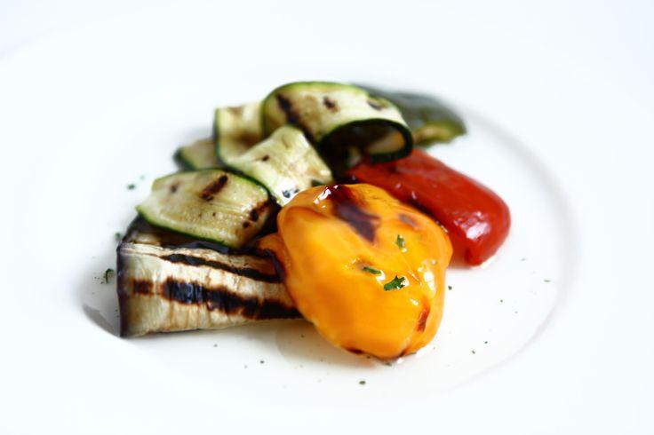 Verdure grigliate al Pikkio. Ora!   Buon pranzo a tutti