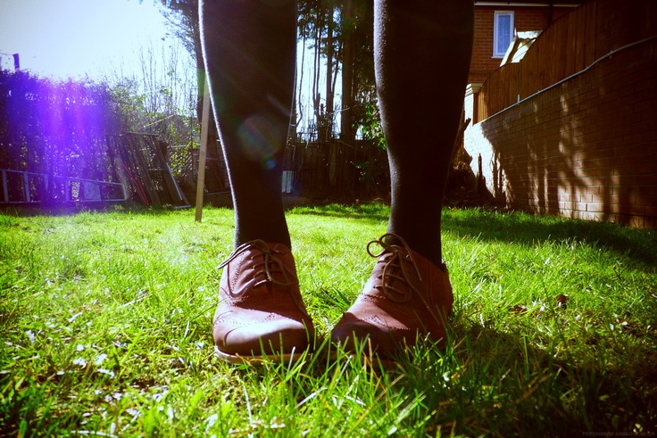 Sebago burgundy brogues | The Stones Inside My Shoes