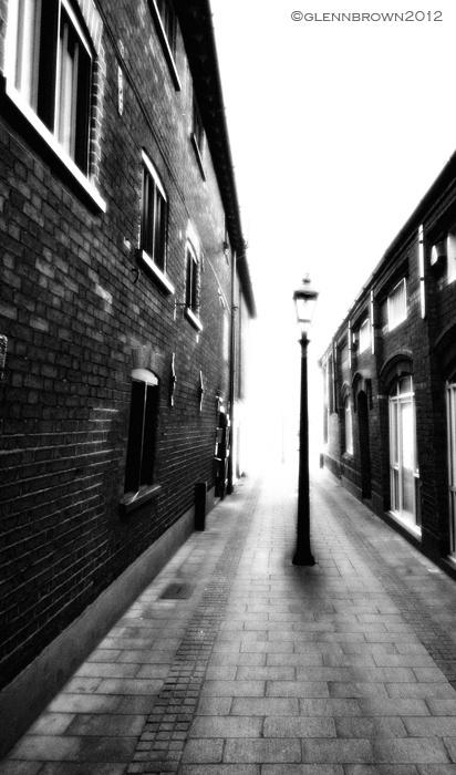 Wherry Lane Ipswich waterfront