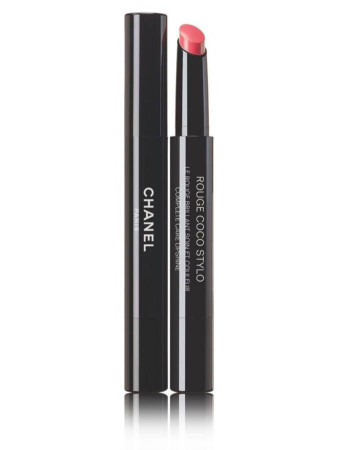 Rouge à lèvres longue tenue Rouge Coco Stylo, Chanel, 35€ sur Chanel.com