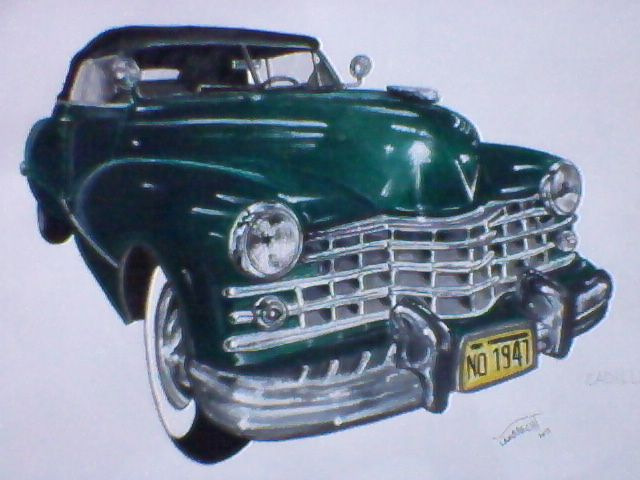Cadilac 1947