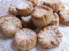 Νηστίσιμα μπισκότα τραγανά και πολύ νόστιμα!
