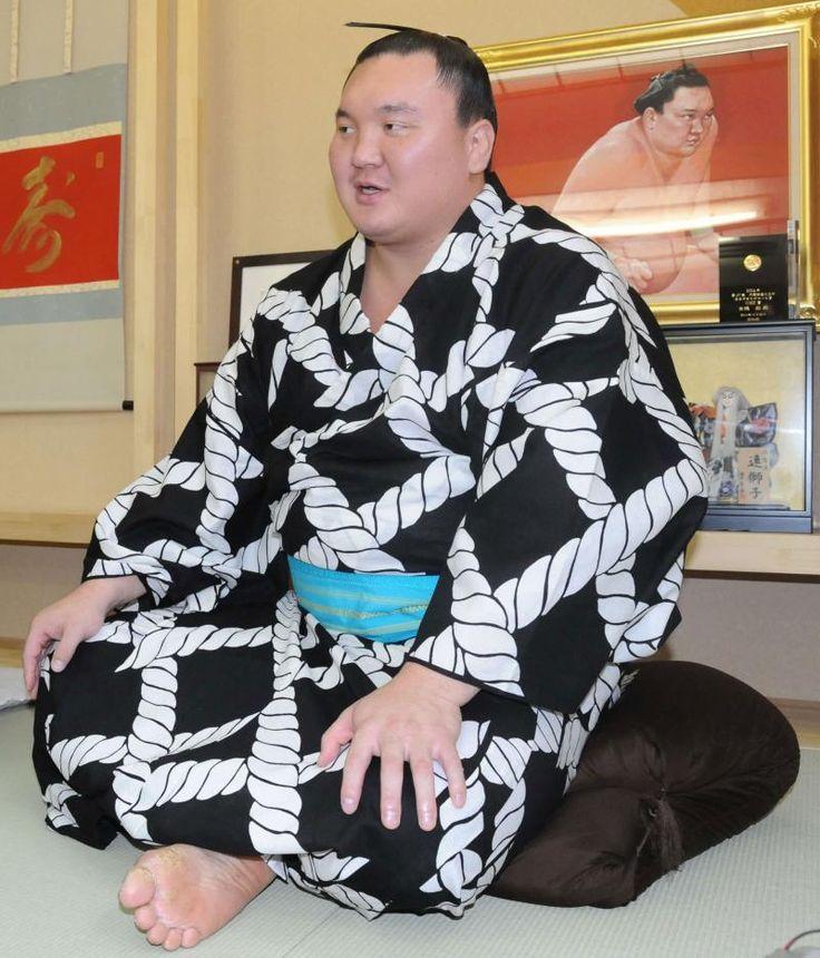 白鵬が横綱で初の全休 右足親指、足首、左膝に痛み #相撲