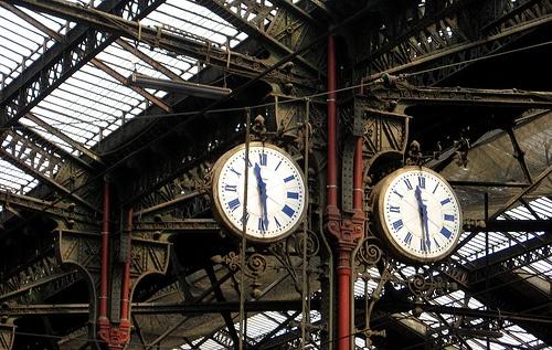 Oldies 2007 - gare de Lyon