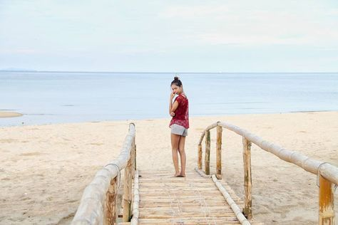 Manuel Uy Beach Resort in Sta Ana, Calatagan, Batangas