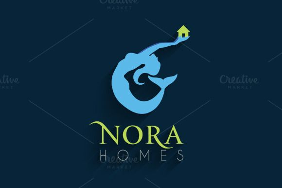 Nora Homes by LuisFaus on Creative Market