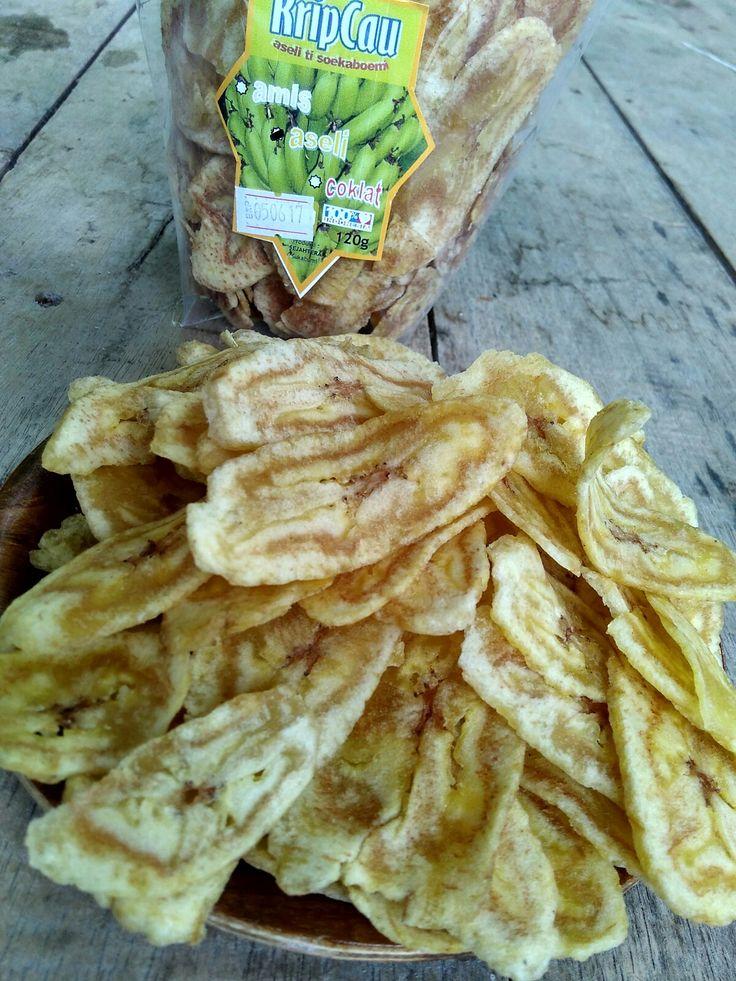 Kripcau, common people calls lantak, sukabumi snack