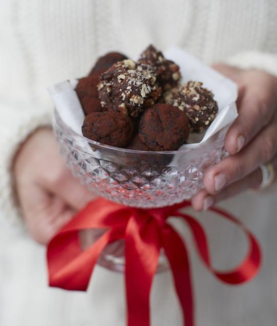 Läckert julgodis utan socker - på LCHF-vis | Hälsa | Hälsotips Träningstips Friskvård Träning | Expressen