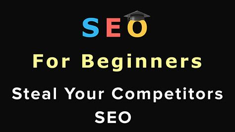 A step-by-step video that shows you how to boost your searching engine rankings by stealing your competitors SEO! This method is Free!
