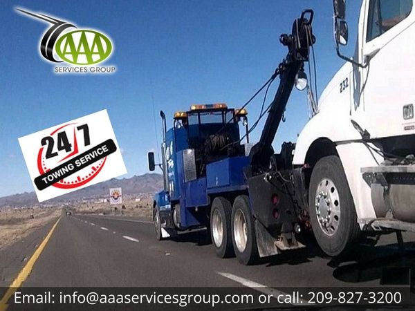 AAA Services Group  providing fast and affordable towing service in los banos area and throughout California. Expert towing services at great rates anytime day or night. Call our 24hr dispatch center now at 209-827-3200.