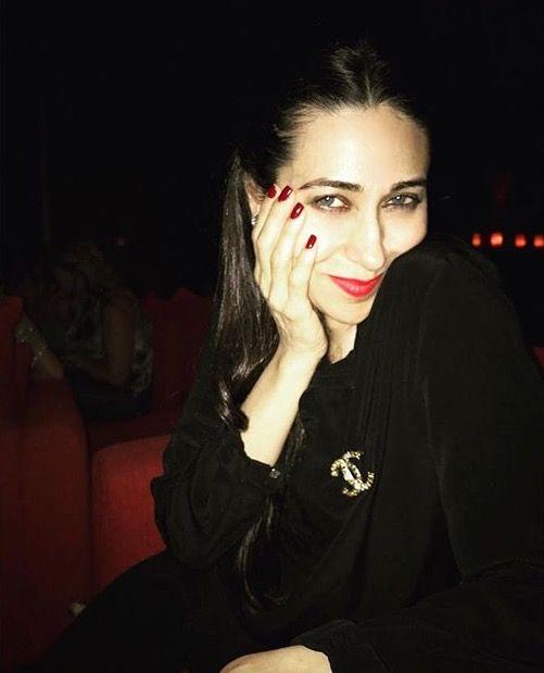 Cute Karisma Kapoor
