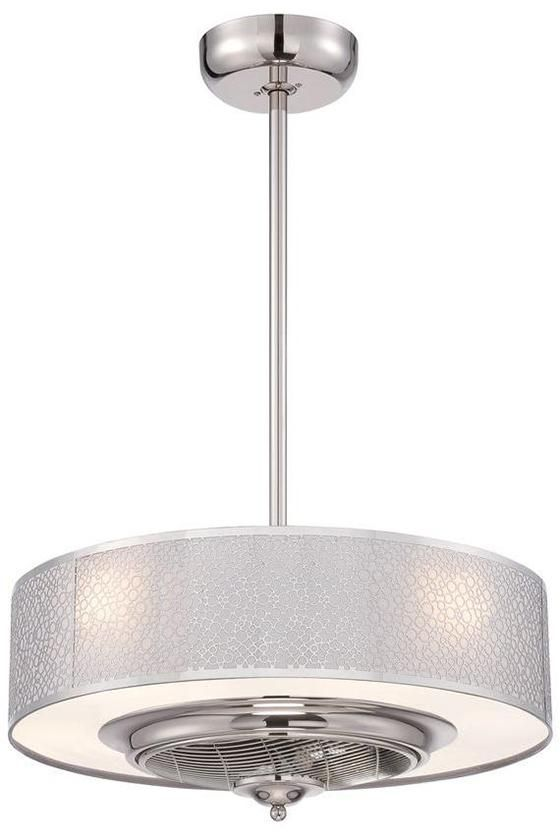 Cozette Indoor Ceiling Fan - Ceiling Fans With Lights - Modern Ceiling Fans - Contemporary Ceiling Fan | HomeDecorators.com