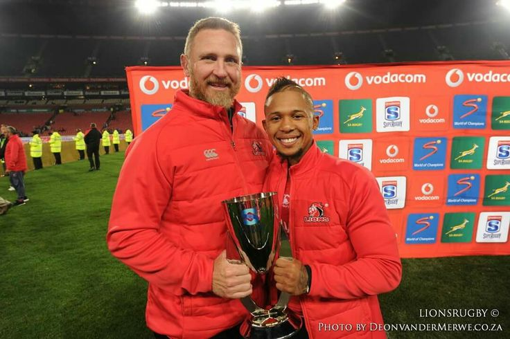 The Emirates Lions have been named the Vodacom Super Rugby Conference Winners for the second year running!  #LeyaTheLion #Liontainment #EmiratesLions #VodacomSuperRugby #ConferenceWinners #EmiratesAirlinePark #BeThere #MyLionsMoment #Rugby #Sport #Johannesburg #Red #White