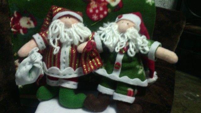 Santas enanos