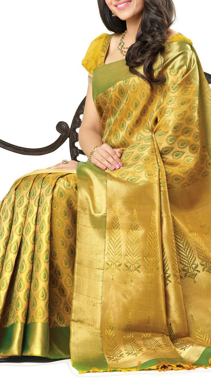 Silk Saree from Pothys
