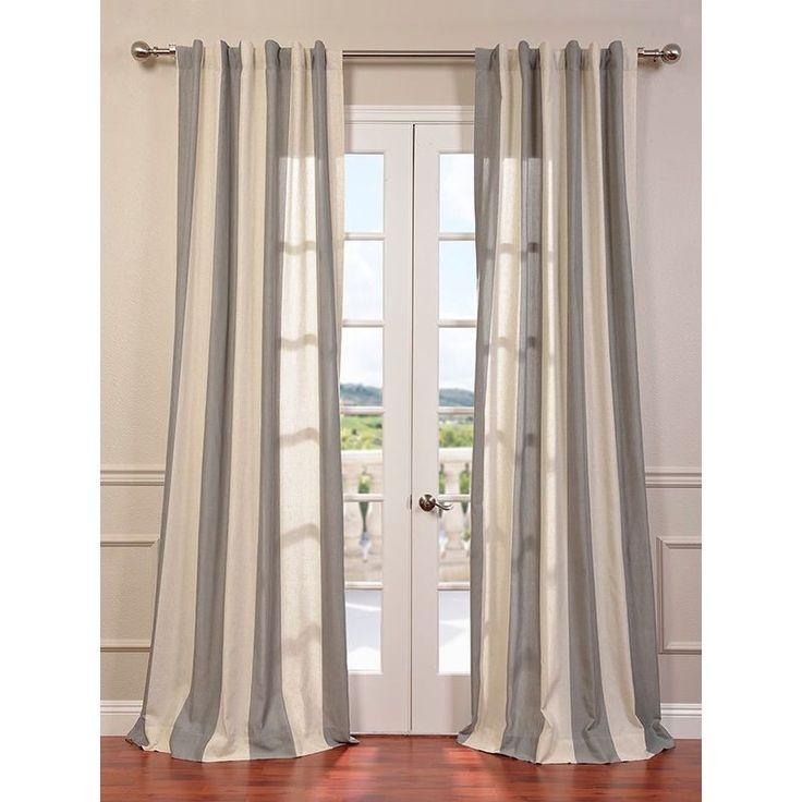 Best 25+ Grey striped curtains ideas on Pinterest | Stripe ...
