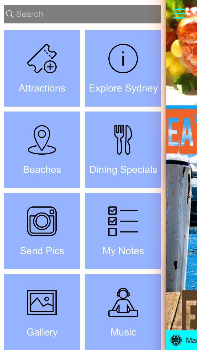 Sydneysider app