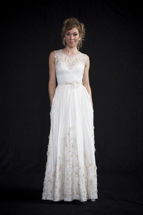 Wedding Dress Designer: Madeleine Fig   Woman Getting Married