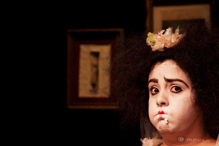 Perhaps, perhaps, quizás #Teatro #Clown