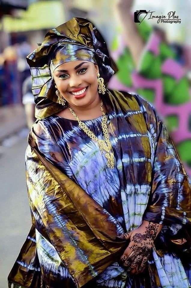 Bazin Riche African Models African Attire African Dress