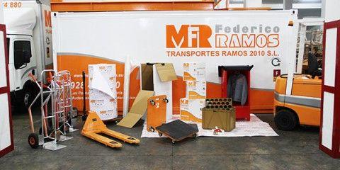 Para cualquier tipo de #mudanzas en #LasPalmas he encontrado esta empresa, también opera en Las Canarias, muy profesionales