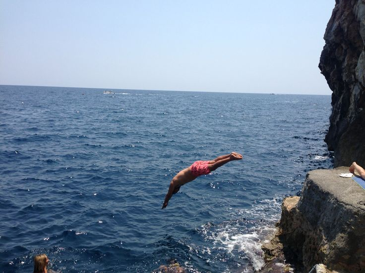 NOTHING BETTER THAN A DIP INTO ITALIAN SEA! PUGLIA!!!