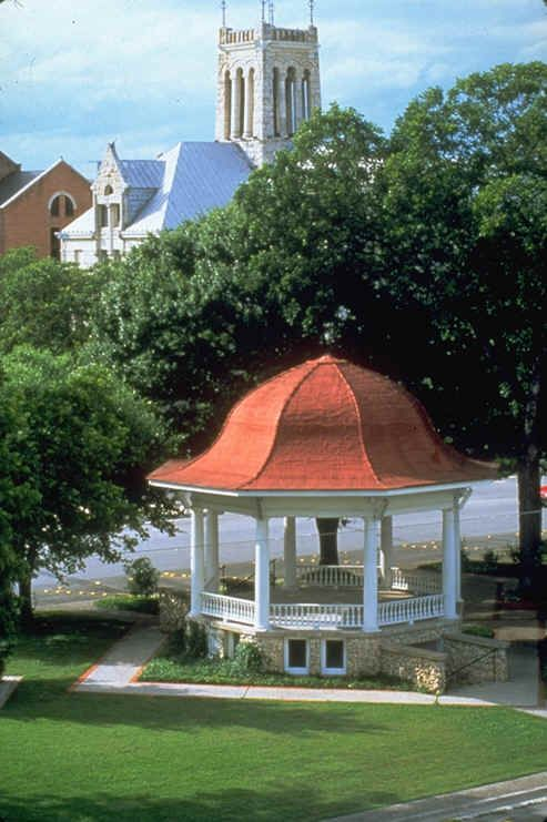 Historic New Braunfels Band Stand Is One Of The Top Tourist Attractions In  Texas. The · Texas TravelSummer FunGarden SuppliesVictorian HouseSan ...