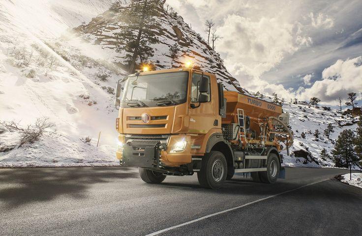 Tatra Phoenix 4x4 TURBO 5000