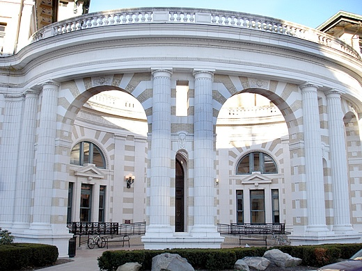 Carnegie Mellon - College of Fine Arts. Where I got my BFA in design and spent endless nights in the studio.