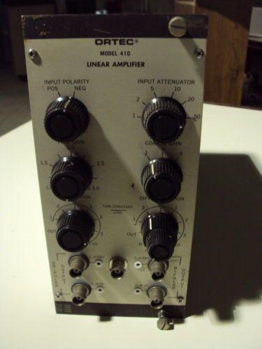 Ortec 410 Linear Amplifier