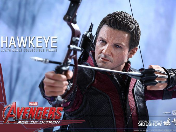 Are you worthy enough to wield the Avengers Age of Ultron Thor Sixth-Scale Figure? You better hope you are because it has some cool stuff, including a 3D augmented reality (AR) application.  Standing 12.60-inches-tall and looking just like Chris Hemsworth in Avengers: Age of Ultron, this figure co