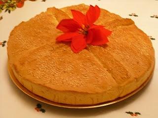Authentic Greek Recipes: Greek Christmas Bread (Christopsomo)