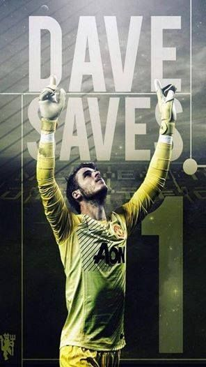 De Gea Saves the day for us