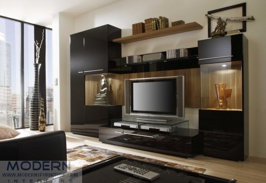 1000 ideas about modern entertainment center on pinterest tv credenza ikea tv stand and - Modern entertainment wall unit ...