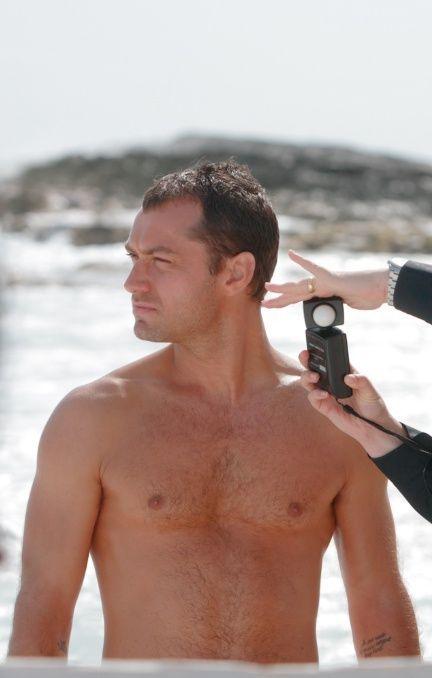 Джуд Лоу фото тело Jude Law photo shirtless