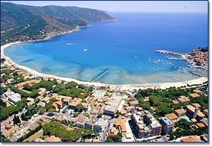 Marina di Campo - Elba Island, Italy