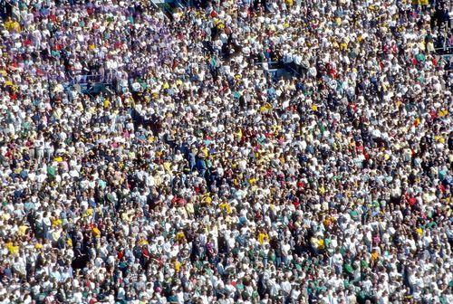 The world has passed the 7 Billion mark! October 31st, 2011.