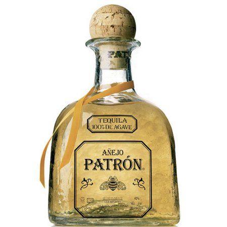 Patron Anejo Tequila 375 Ml