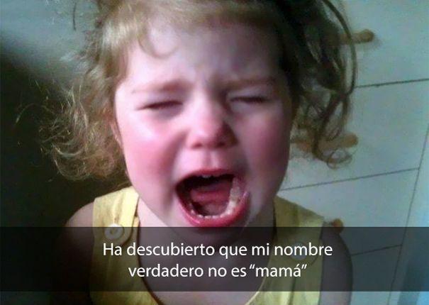 20 Razones ridículas por las que lloran los niños