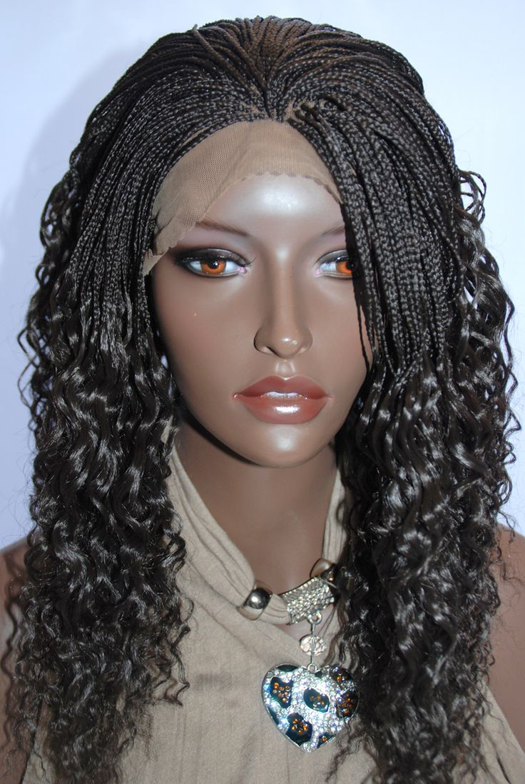 35 best Braided Wigs - Lace Front Wigs images on Pinterest ...