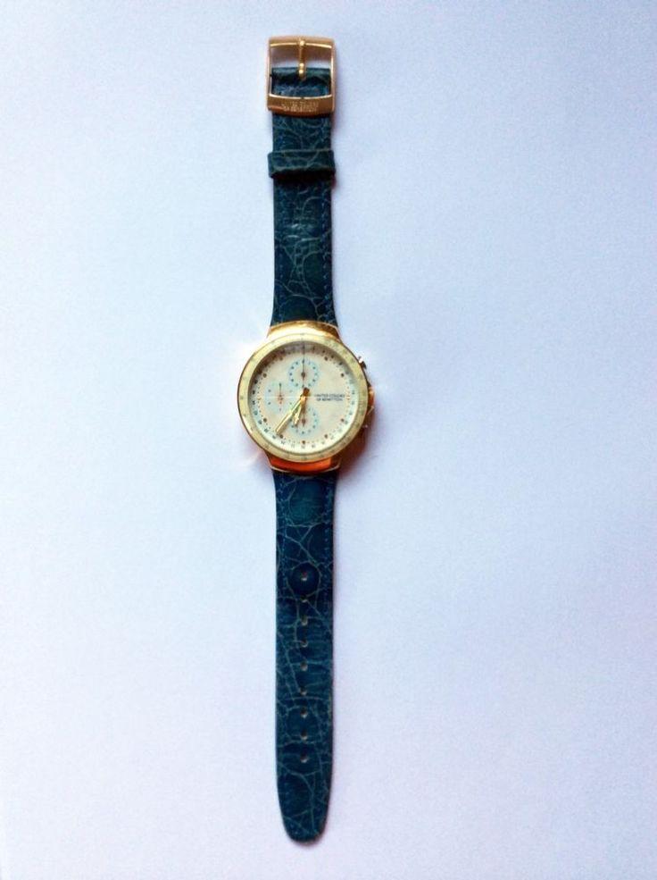 United colors of benetton chronograph watch unitedcolorsofbenetton ebay pinterest colors for Benetton watches