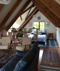 Check out this awesome listing on Airbnb: Sunny private self contained bedsit - Apartments for Rent in Waikanae