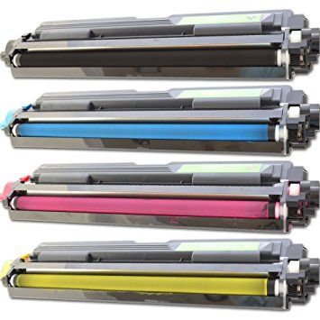 Toner Brother TN241/ TN245 pour imprimante Brother HL 3140CW/ 3150CDW/ 3170CDW,  MFC-9130CW/ 9140CDN / 9330CDW/ 9340CDW, DCP-9020CDW.