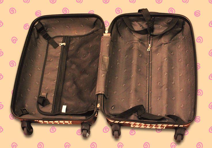Como fazer uma mala de mão para uma viagem de 20 dias