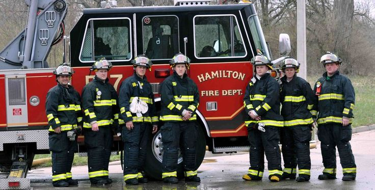 Hamilton Firefighters