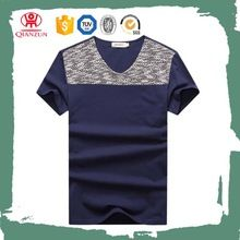 high quality v neck long line t shirt men / design your own t   best seller follow this link http://shopingayo.space